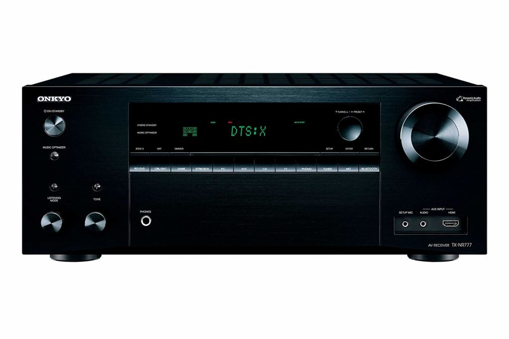 Onkyo TX-NR777 AV Receiver - Budget Home Theater