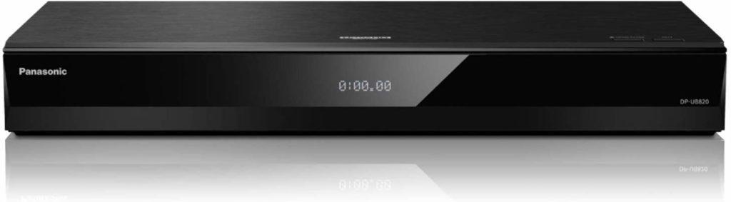 Panasonic 4K Ultra HD Blu-Ray Player Under $500