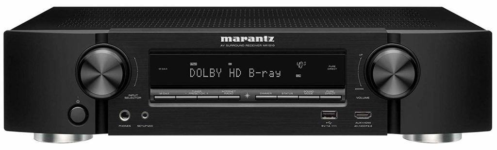 Marantz AV Receiver NR1510