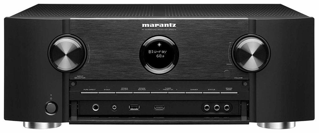 Marantz 4K UHD AV Receiver SR6014