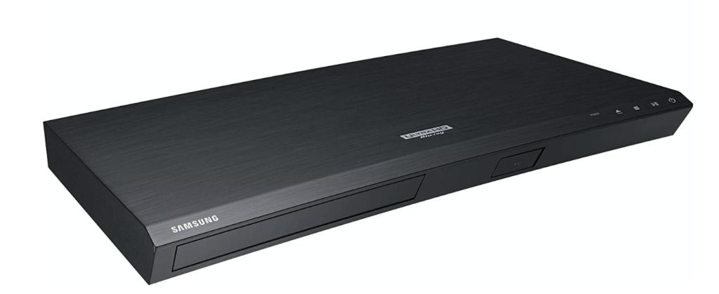 Samsung 4K UHD Blu-Ray Player Under $500