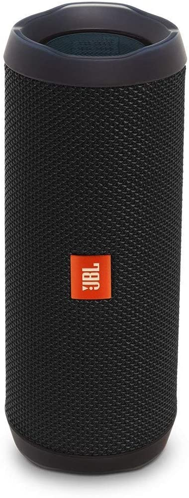 JBL Flip 4 Portable Bluetooth Speaker - Gifts for Audiophiles