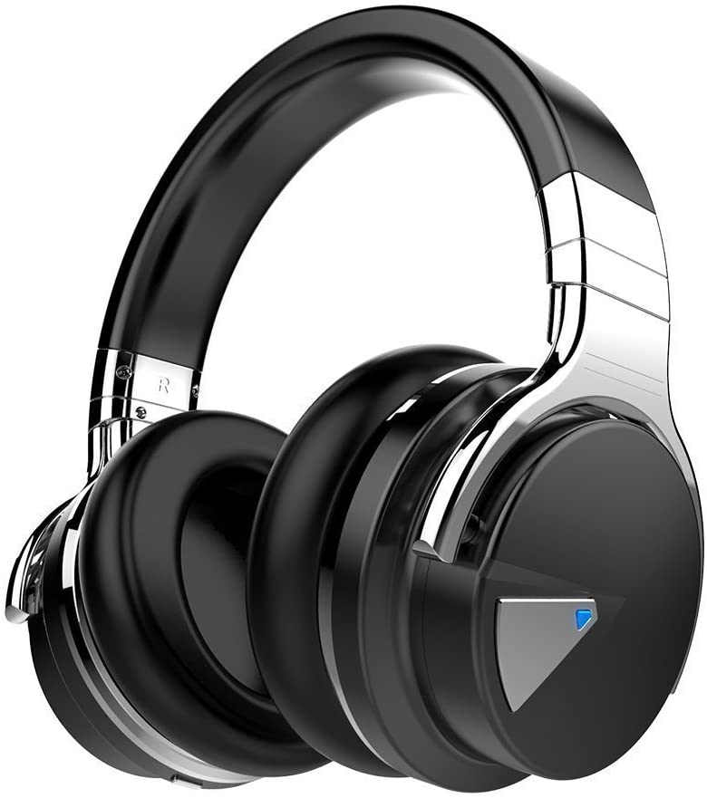 Cowin E7 Active Noise Cancelling Headphones - Gifts for Audiophiles