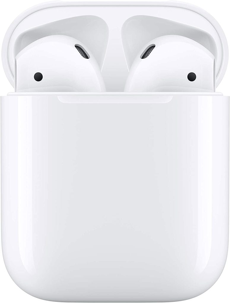 Apple AirPods with Charging Case - Gifts for Audiophiles