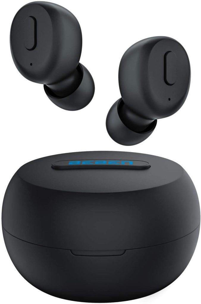 BEBEN Bluetooth 5.0 True Wireless Earbuds Under $200