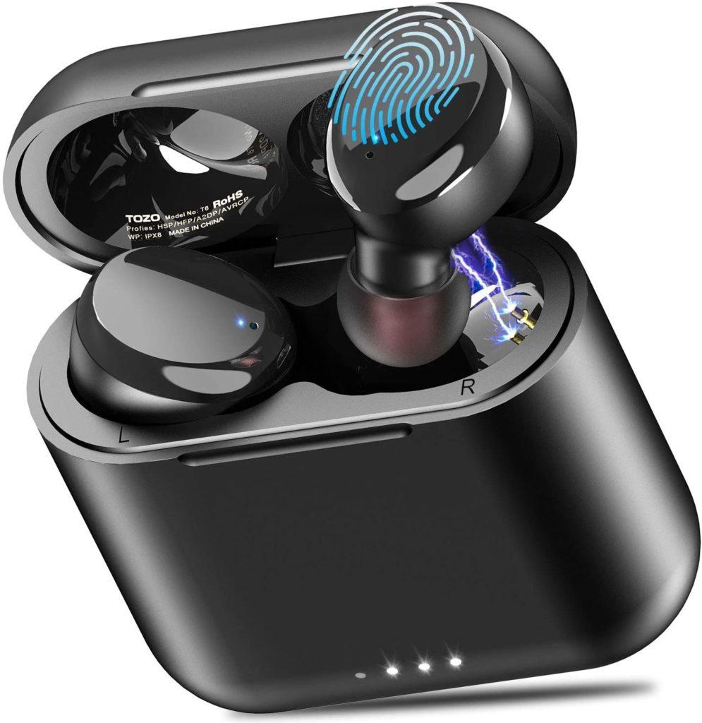 TOZO T6 True Wireless Earbuds Under $200