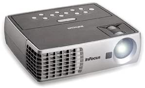 InFocus Ultra Mobile Widescreen DLP Portable Projector