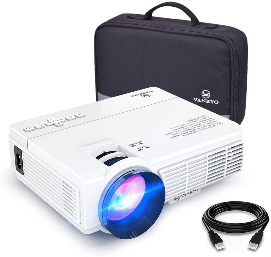 Vankyo Leisure 3 Mini Portable Projector