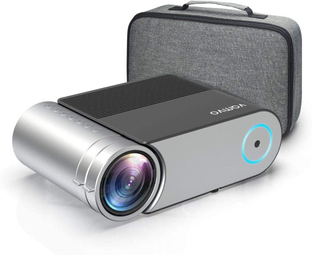 Vamvo Portable Video Portable Projector