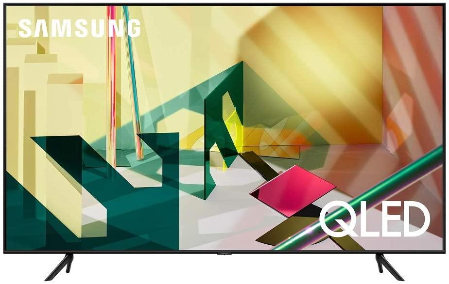 10 Best 4K Ultra HD OLED/QLED TVs Under $4,000 - SAMSUNG 65-inch Class QLED Q70T Series TV