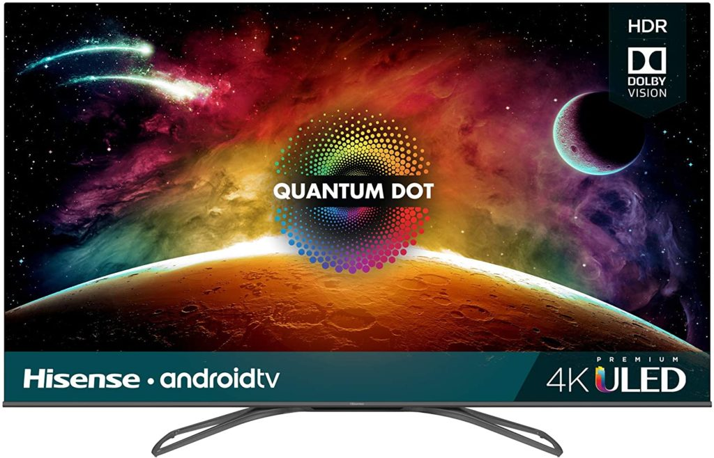 10 Best 4K Ultra HD OLED/QLED TVs Under $4,000 - Hisense 65H9F 65-inch 4K Ultra HD